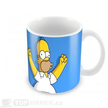 Hrnek Simpsonovi Homer II
